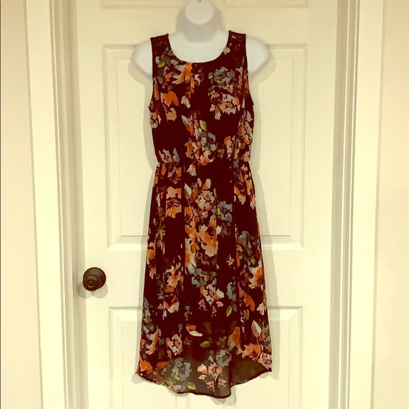 Maurices Dresses & Skirts - Maurices Floral High-Low Dress